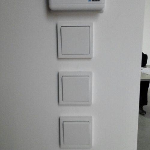 Vypínače s termostatem